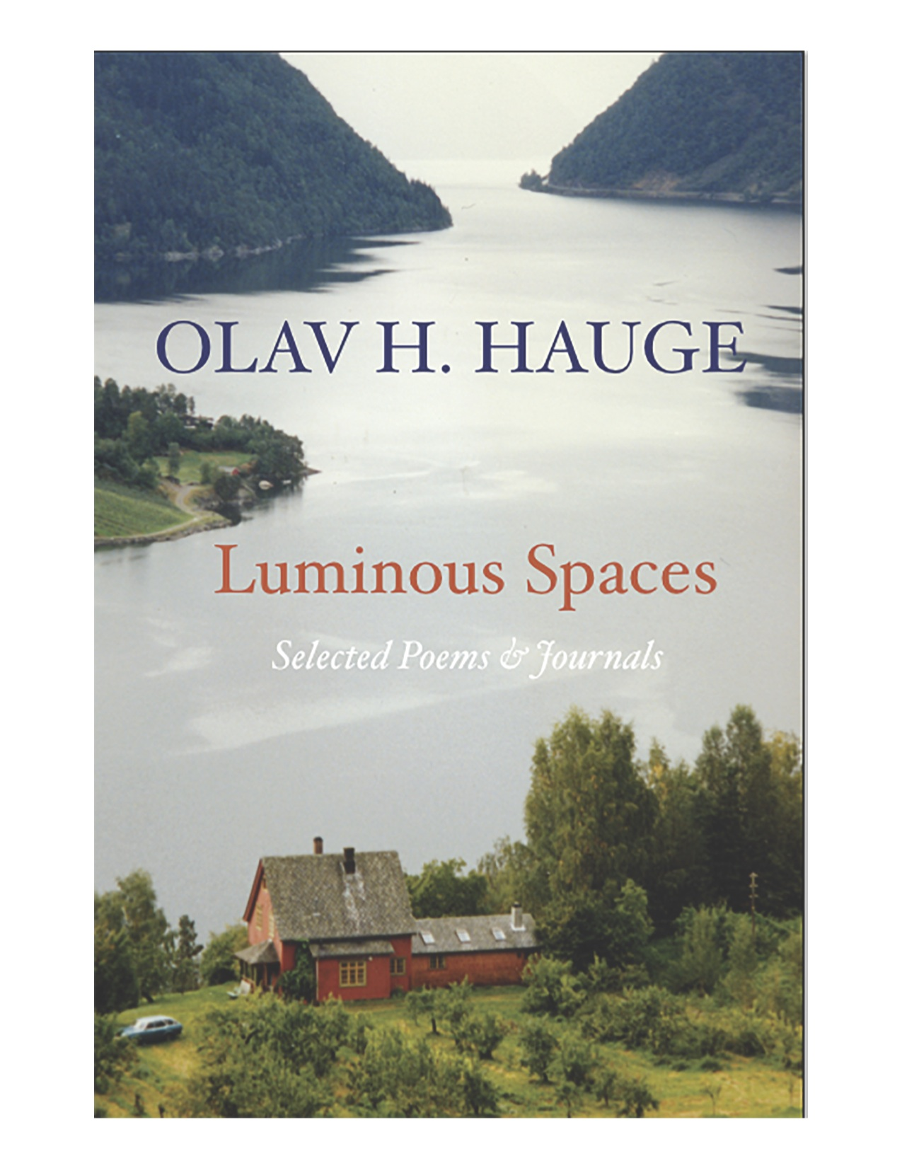 Luminous Spaces - Selected Poems & Journals